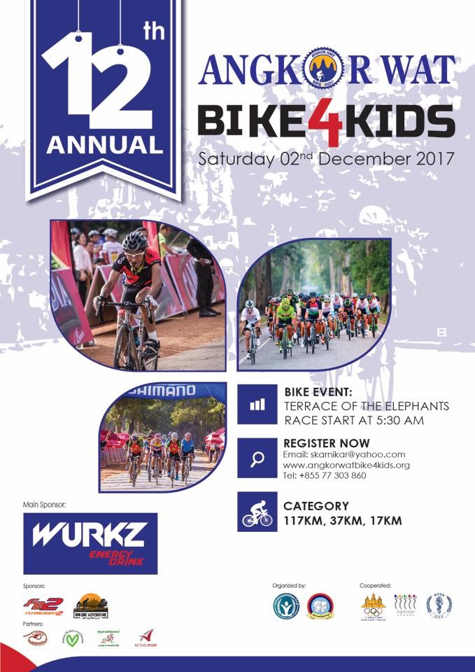 Bike4kids percorsi